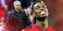Công khai chỉ trích chiến thuật sai lầm, Pogba thề 'không đội trời chung' với Jose Mourinho?