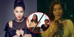 'Tê tái rụng rời' khi nghe Thu Minh hát live 'Cô ấy sẽ không yêu anh như em' cùng Dương Khắc Linh