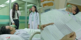 Nghẹn ngào bức tâm thư cuối Tường gửi Hương: 'Điều hối hận nhất là tôi không đủ can đảm nói yêu em'