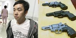 Nghi phạm cướp ngân hàng ở Tiền Giang uống thuốc diệt cỏ tự tử trước khi bị bắt