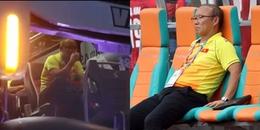HLV Park Hang Seo 'bật khóc' giữa dòng người sau thất bại của Olympic Việt Nam