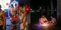 Những hình ảnh 'xúc động' đi chơi đêm Trung thu khiến nhiều người không kìm nổi nước mắt khi xem