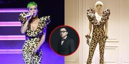 Fan Việt 'nở mũi' khi thấy Katy Perry mặc đi, mặc lại bộ trang phục của NTK Công Trí