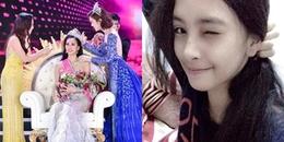 Dân mạng 'đào mộ ' hình ảnh thời còn 'chu mỏ, tay chữ V' cực đáng yêu của Hoa hậu Việt Nam 2018