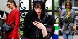 'Dân chơi không sợ mưa rơi' với hàng loạt set đồ xuống phố cực chất tại New York Fashion Week 2018