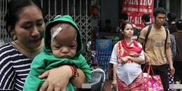 Cháy lớn gần Bệnh viện Nhi Trung ương: Tiểu thương trắng tay, gia đình bệnh nhân lâm cảnh khốn cùng
