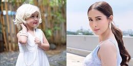 Mỹ nhân đẹp nhất Philippines đã chính thức bị soán ngôi, con gái 3 tuổi đã đẹp lấn át mẹ