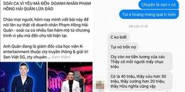 """Nghi vấn soái ca """"Vì yêu mà đến"""" - doanh nhân Phạm Hồng Hải Quân 'lừa đảo' khiến CĐM hoang mang"""