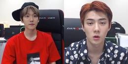 Cộng đồng mạng dở khóc dở cười khi Baekhyun và Sehun bị fan đánh hội đồng tơi tả