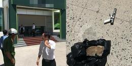 Hai thanh niên dùng súng cướp ngân hàng giữa ban ngày tại Khánh Hòa
