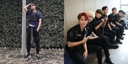 Bắt nhịp xu hướng BTS, Sơn Tùng lại khoe vẻ 'cool ngầu', độc lạ với 'áo chống đạn'
