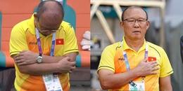 Olympic Việt Nam thất bại, xin đừng chỉ trích HLV Park Hang-seo!