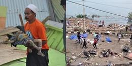 Động đất, sóng thần tại Indonesia: Ít nhất 30 người thiệt mạng