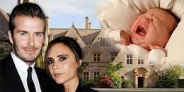 Harper hết là 'út cưng' vì vợ chồng Beckham chuẩn bị có em bé thứ 5?