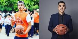 """Hot boy 1m93 của làng bóng rổ Việt khiến dân mạng """"trụy tim"""" với thành tích thi đấu khủng"""