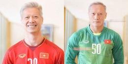 'Lộ' ảnh nhan sắc dàn cầu thủ Olympic Việt Nam khi về già khiến cư dân mạng 'cười té ghế'