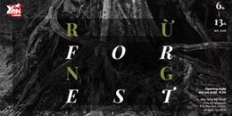 Triển lãm Wintercearig Forest: Nghệ thuật đương đại và sức khỏe tinh thần người trẻ Việt