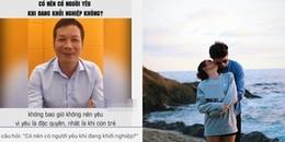 'Có nên yêu khi đang khởi nghiệp?' - Câu trả lời của Shark Hưng sẽ khiến bạn 'giật mình'