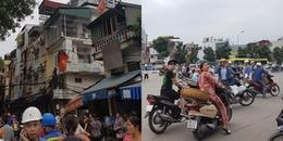 Hà Nội xảy ra rung chấn động đất, nhiều người ở chung cư cao tầng cảm thấy rung lắc rõ rệt