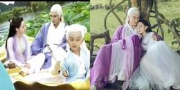 Lộ diện con trai của 'Phượng Cửu' Nhiệt Ba và Đế Quân, còn nhỏ đã 'đua đòi' tóc trắng giống bố