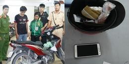 CSGT truy đuổi, bắt giữ đôi nam nữ cướp giật trong đêm tranh HCĐ bóng đá ASIAD 2018