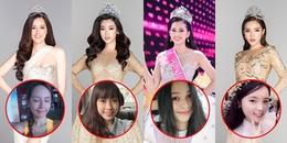Nhan sắc khi không son phấn của dàn Hoa hậu Việt Nam