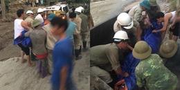 Yên Bái: Sạt lở đất, kỹ sư người Ý trên đường đi làm về bị đá đè trúng tử vong