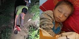 Câu chuyện đau lòng về bé trai 4 tuổi ngủ lay lắt ngoài đường, hốc đá khiến nhiều người xót xa