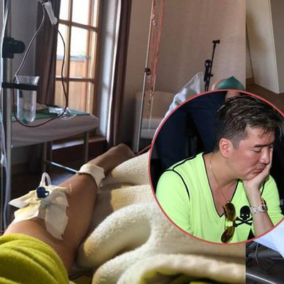 yan.vn - tin sao, ngôi sao - Đàm Vĩnh Hưng kiệt sức nhập viện vì chạy show liên tục ở châu Âu khiến fan xót xa