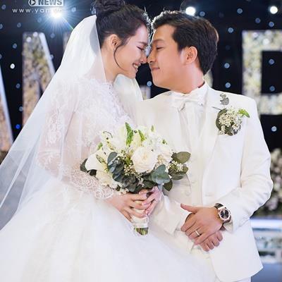 yan.vn - tin sao, ngôi sao - Món quà đặc biệt Đức Phúc gửi tặng Trường Giang - Nhã Phương trong đám cưới
