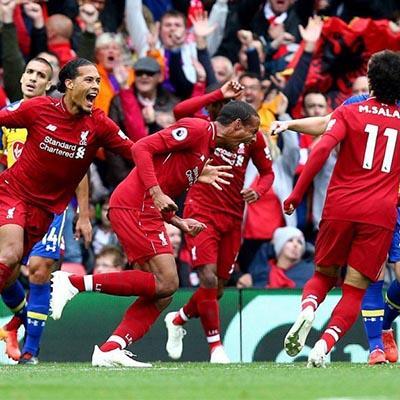 Liverpool và những đội bóng