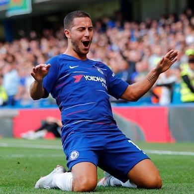 Đội hình tiêu biểu vòng 5 Ngoại hạng Anh 2018/19: Man City áp đảo, Eden Hazard