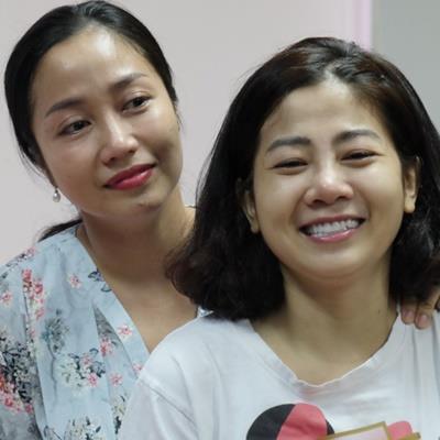 Ốc Thanh Vân hé lộ về tình hình sức khỏe của Mai Phương sau khi ra viện