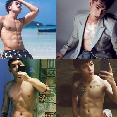 Ngắm đã mắt dàn sao nam của Vpop sở hữu body chuẩn như người mẫu