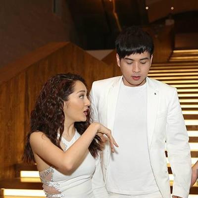Bảo Anh nói gì về việc đi đám cưới Trường Giang - Nhã Phương cùng Hồ Quang Hiếu?