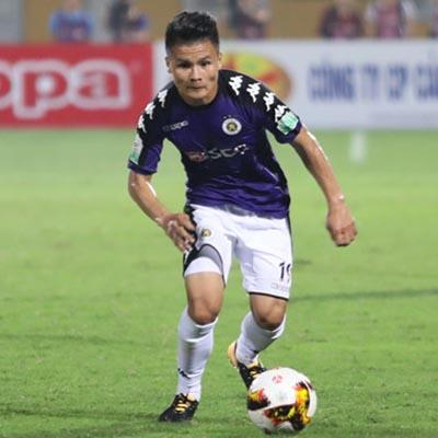 Top 5 chân sút nội xuất sắc nhất V.League 2018 hiện tại: Vinh danh các ngôi sao U23 Việt Nam!
