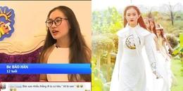 CĐM truy tìm info cô bé 12 tuổi sở hữu vẻ ngoài 'phổng phao', gây sốt trên sóng truyền hình