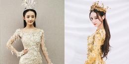Đẹp như tiên nữ giáng trần nhưng Nhiệt Ba vẫn chưa phải là nữ thần Kim Ưng đỉnh nhất