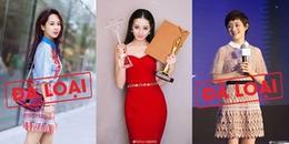 Diễn viên thực lực hoàn toàn trắng tay, Nhiệt Ba lập cú 'hattrick' 3 giải làm mất giá cả Kim Ưng