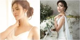 Lan Khuê hé lộ váy cưới lộng lẫy tựa nữ thần trước ngày cưới khiến fan 'thổn thức'