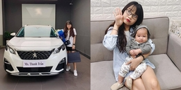 Tậu 'xế hộp' tiền tỷ ở tuổi 21, cô nàng Vlogger Thanh Trần nhận về 'cơn mưa' ngưỡng mộ của CĐM