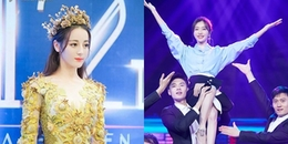 Không làm nữ thần Kim Ưng, 'Phú sát Hoàng hậu' Tần Lam vẫn gây bão chẳng kém Địch Lệ Nhiệt Ba