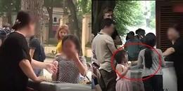 Bé gái xin ăn ở Hồ Gươm bị chửi rủa là ăn cắp, phản ứng của một em bé khiến ai cũng xấu hổ