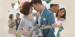 yan.vn - tin sao, ngôi sao - Lộ ảnh cưới lãng mạn của Xuân Phúc - team Minh Hằng và bà xã hot girl