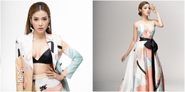 Phương Trinh Jolie 'đốt mắt' với loạt ảnh diện vest hờ hững nội y