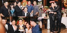 Há hốc trước món quà sinh nhật đặc biệt Quang Lê tặng Quách Tuấn Du