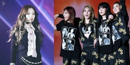 Mang danh là con cưng YG nhưng Jennie nào đã được bố Yang chiều chuộng như đàn chị 2NE1