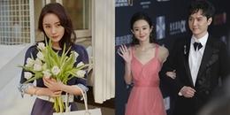 """Câu trả lời đầy bất ngờ của Dương Mịch khi bị hỏi: """"Có dự đám cưới của Phong - Dĩnh hay không?'"""