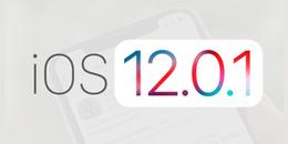 iOs 12.0.1: Lỗi cũ sửa chưa xong, lỗi mới lại xuất hiện
