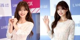 Sút cân trông thấy vì bệnh nặng, 'em gái quốc dân' Kim Yoo Jung gây thất vọng trong sự kiện mới